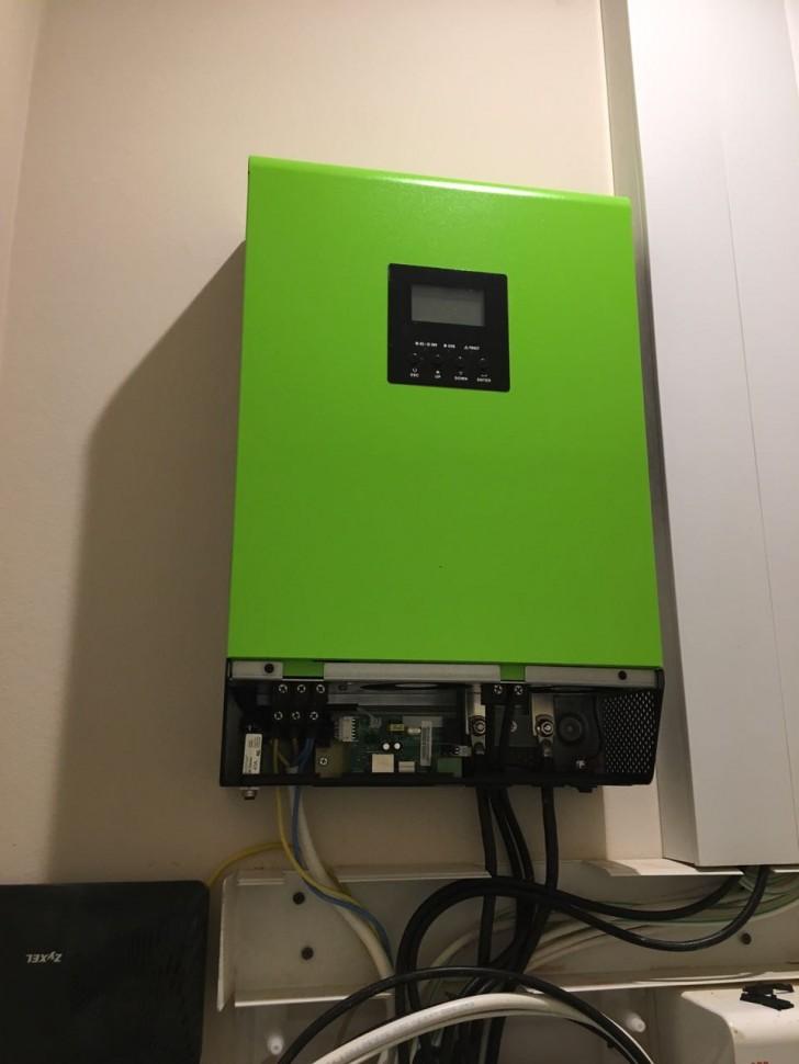Автономная солнечная электростанция для дома до 20 квт/час-сутки фото 1 — GWS Energy